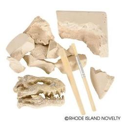 """3"""" T-Rex Skull Dig Kit"""