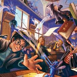 Harry Potter - Pesky Pixies Puzzle