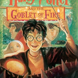 Harry Potter - Goblet of Fire Puzzle