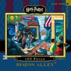 Harry Potter - Diagon Alley Mini Puzzle 100 Pieces