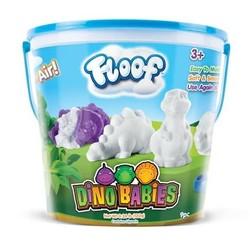 Floof Bucket - Dino Babies