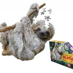 I am Lil' Sloth 100 Piece Puzzle