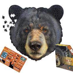 I am Bear 550 Piece Puzzle