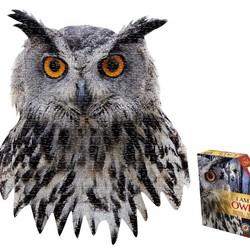 I am Owl 550 Piece Puzzle