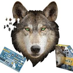 I am Wolf 550 Piece Puzzle