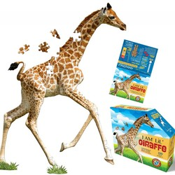 I am Lil' Giraffee 100 Piece Puzzle