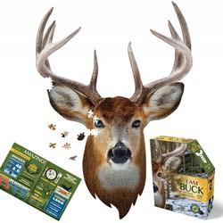I am Buck 550 Piece Puzzle