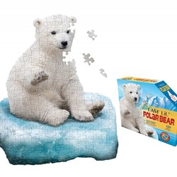 I am Lil' Polar Bear 100 Piece Puzzle