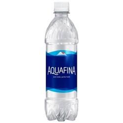 Aquafina Purified Drinking Water 16.9 oz.