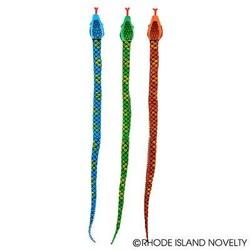 "70"" Diamond Pattern Snake Plush"
