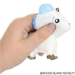 "3.5"" Unicorn Squeeze Figure Assorted Colors"