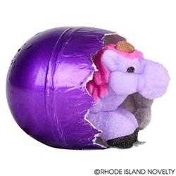"""4.25"""" Jumbo Growing Unicorn Egg"""