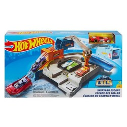 Hot Wheels Shipyard Escape