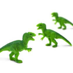 Good Luck Minis Tub 192 Pieces - T-Rex
