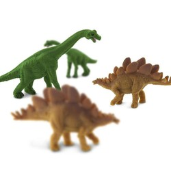 Good Luck Minis Tub 192 Pieces - Brachiosaurus & Stegosaurus