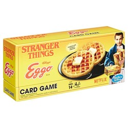 Eggo Card Game: Stranger Things