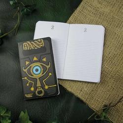 Zelda Sheikah Slate Notebook