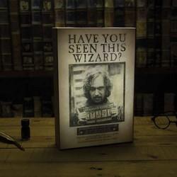 Sirius Black Luminart