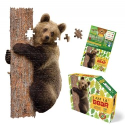 I am Lil' Bear 100 Piece Puzzle