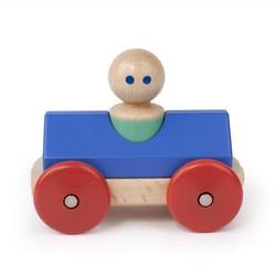 Tegu Baby & Toddler - Magnetic Racer Poppy