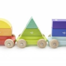 Tegu Baby & Toddler - Shape Train