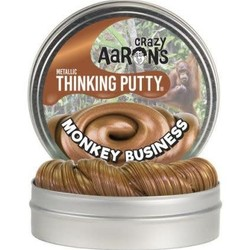 "Crazy Aaron's 4"" Tin - Monkey Business"