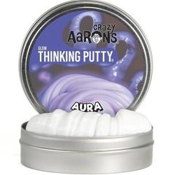 "Crazy Aaron's 4"" Tin - Glow in the Dark - Aura"