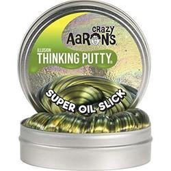 """Crazy Aaron's 4"""" Tin - Super Illusions - Super Oil Slick"""