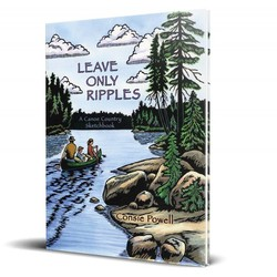 Leave Only Ripples - Hardcover