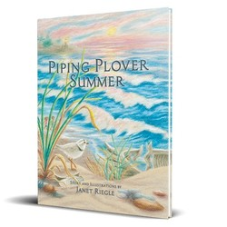 Piping Plover Summer - Hardcover