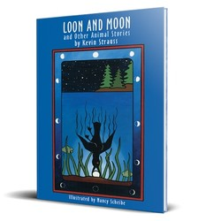 Loon and Moon - Softcover