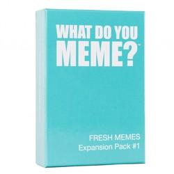 What Do You Meme? - Fresh Meme Expansion Pack 1