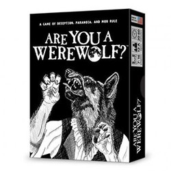 Are You a Werewolf? Card Game