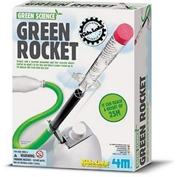 Green Science - Green Rocket