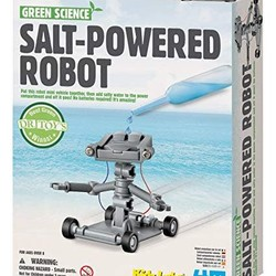 Green Science - Salt Powered Robot