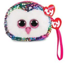Ty Fashion - Flippables Wristlet - Owen Owl