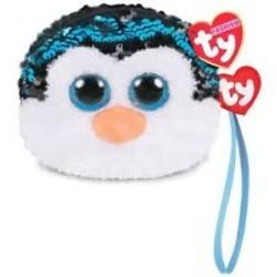 Ty Fashion - Flippables Wristlet - Waddles Penguin