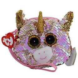 Ty Fashion - Flippables Wristlet - Fantasia Unicorn