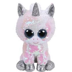 "Beanie Boos - Flippables - Diamond Unicorn - Medium 13"""