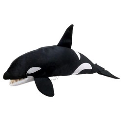 Orca Whale Puppet