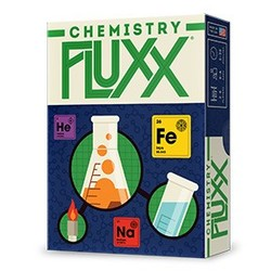 Chemistry Fluxx The Card Game