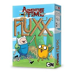 Adventure Time Fluxx Card Game