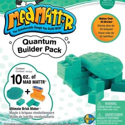 Mad Mattr Quantum Builders - Teal - 10oz