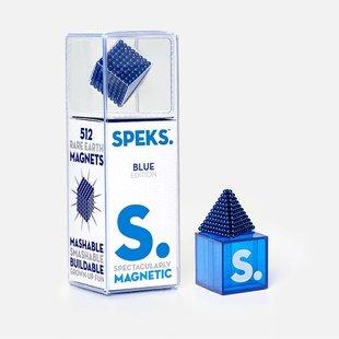 Blue Speks 2.5mm Magnetic Balls