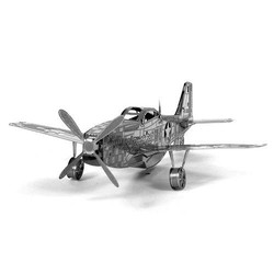 Metal Earth - Aviation - Mustang P-51