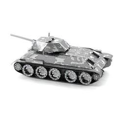 Metal Earth - Tanks - T-34 Tank