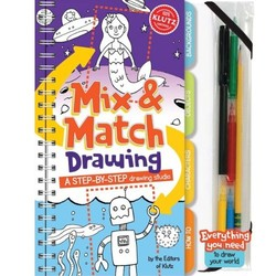 Mix & Match Drawing