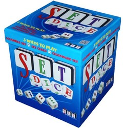 Set Dice Board Game
