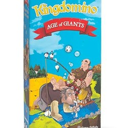 Kingdomino Age of Gaints Expansion