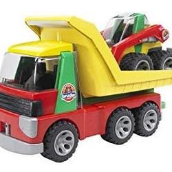Roadmax Transporter with Skid-steer Loader